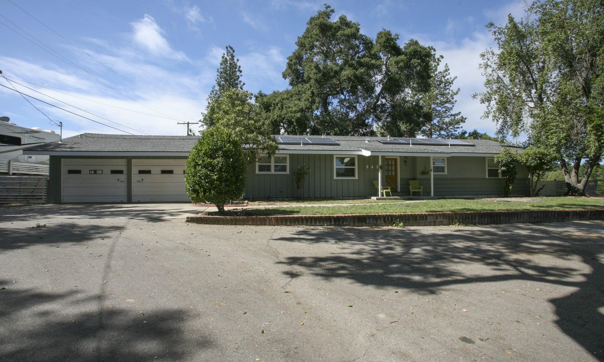 Country Living Westside Atascadero Home 5420 Allemande Lane